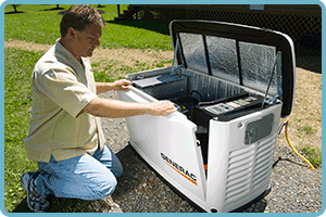 generator propane conversion houston